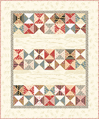 Little House on the Prairie - Walnut Grove : prairie quilt patterns - Adamdwight.com